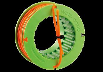 AS1300<br>Fadenspule mit 5m<br>2,4 mm Spiralfaden
