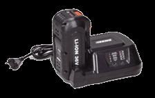 ECHO Elektrosense ESR2300L inkl. Batterie und Ladegerät, L-Griffsystem