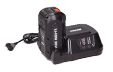 ECHO Elektrosense ESR2300U inkl. Batterie und Ladegerät, U-Griffsystem