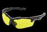 Schutzbrille (klar, gelb, schwarz)