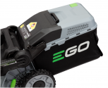 EGO Rasenmäher <br> LM1701E <br> 42 cm, Kunststoffgehäuse <br> inkl. 2.5 Ah Batterie und <br> Ladegerät